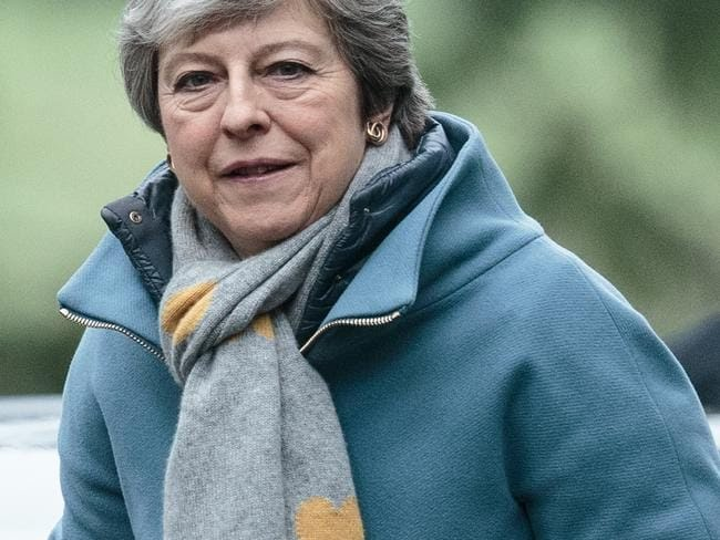 The UK could crash out of the European Union without a deal if Parliament cannot come up with a possible plan by Friday's deadline. Picture: Jack Taylor/Getty Images