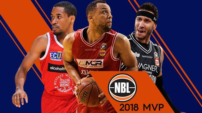 Who will be the NBL's MVP?